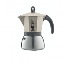 Moka Induction Gold, 6-ių espresso puodelių