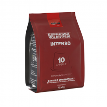 Intenso espresso kapsulės, 10 vnt.