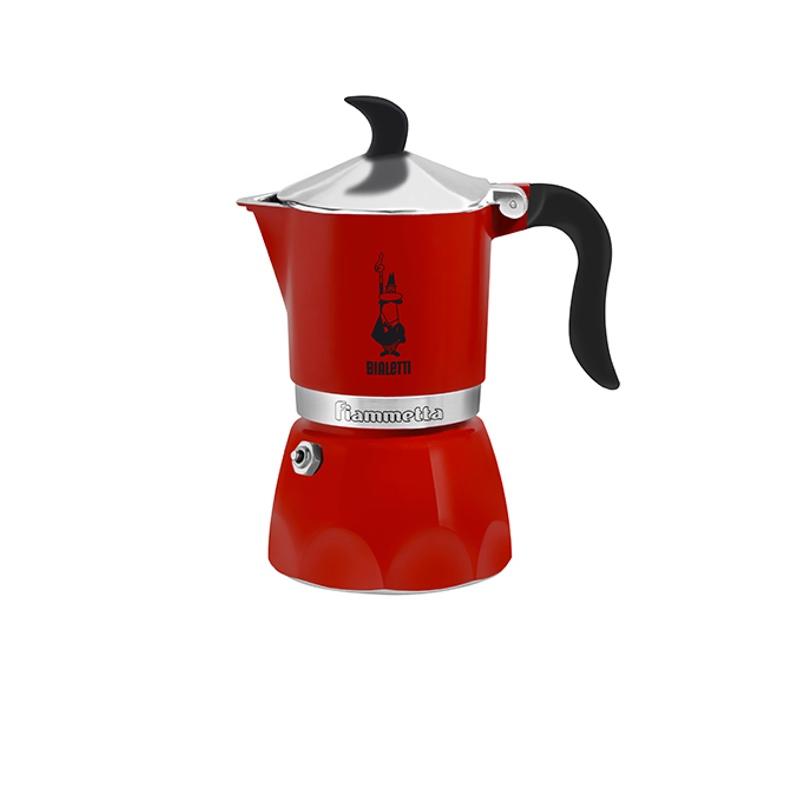 Fiammetta Rosso, 3-ų espresso puodelių