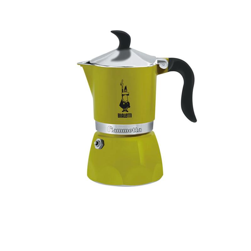 Fiammetta Verde, 3-ų espresso puodelių