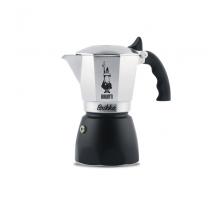 Naujoji Moka Brikka Elite, 4-ių espresso puodelių